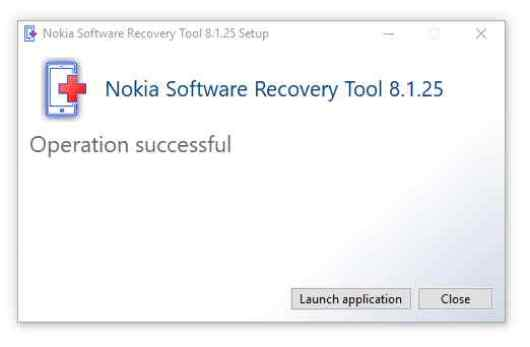 You Successfully install the setup Wizard