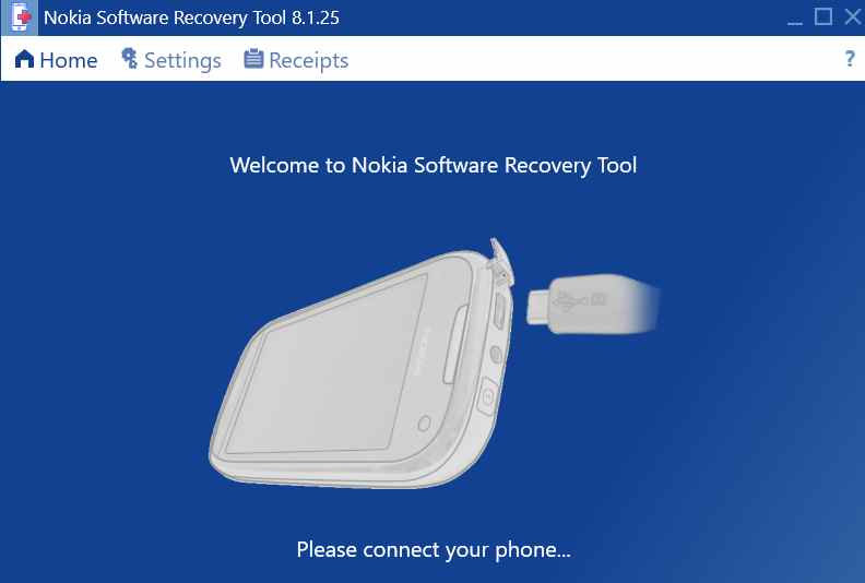 Nokia Software Recovery Tool Free Download For Windows | PC