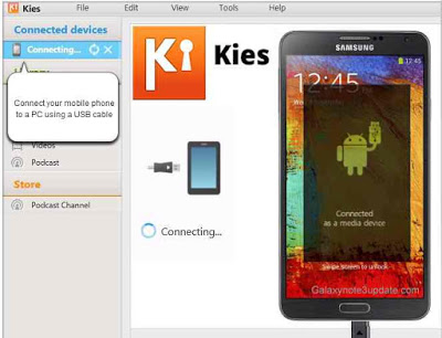 Samsung Kies For Note 3 Free Download
