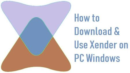 Download Xender for PC Windows 10/8/7