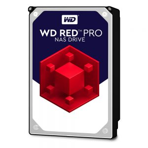 WD Red Pro NAS Drive