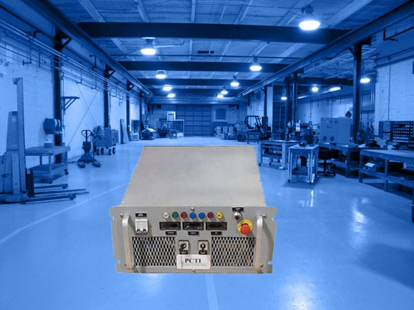 4.5KVA Frequency Converter