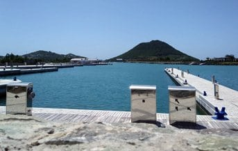 PCTI ShorePower Project in Canouan Island