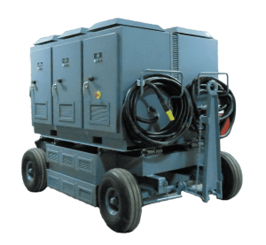 Hybrid Electric Flight Line Cart (HEF)