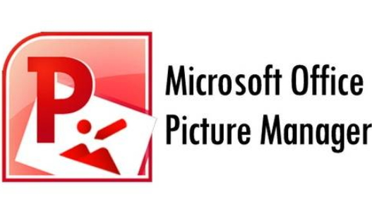 Picture Manager, Microsoft office 2013