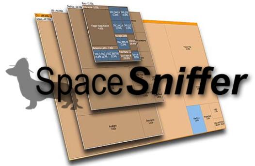 Nettoyer l'ordinateur avec Space Sniffer, Space Sniffer
