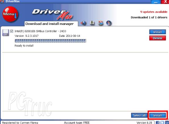 DriverMax, sauvegarder de pilotes, windows, mise à jour de pilotes, pilotes ordinateur