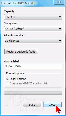 carte mémoire, SD, microSD, HDD, disque dur, libérer l'espace sur un SD, libérer l'espace sur un HDD