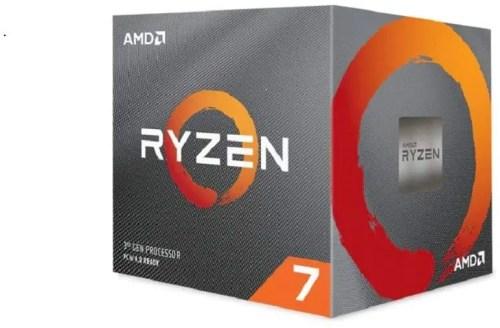 AMD Ryzen 7 3800X CPU