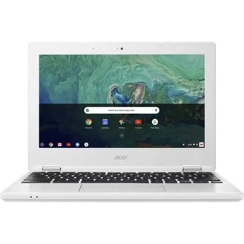 Acer CB3-132-C38T White Chromebook 11