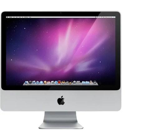 "Apple iMac (20"", Early 2009)"