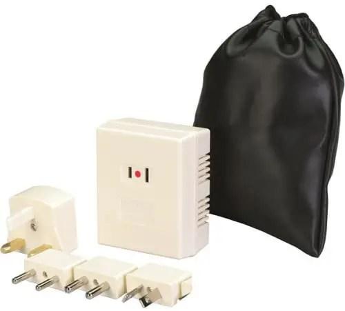Jensen Power & Travel Voltage Converter Kit (JEN 1600)