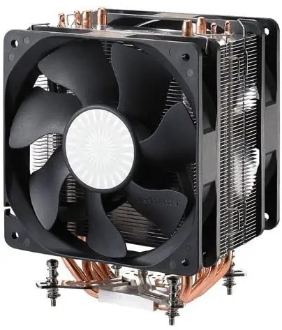 Cooler Master Hyper 212 Plus 120 mm CPU Air Cooler/Cooling Fan (RR-B10-212P-G1)