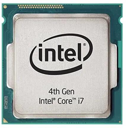 Intel Core i7-4790K Desktop Processor (BX80646I74790K)