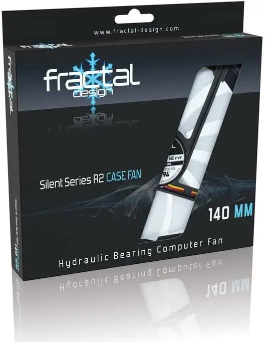 Fractal Design Silent Series R2 140 mm Case Fan (FD-FAN-SSR2-140)