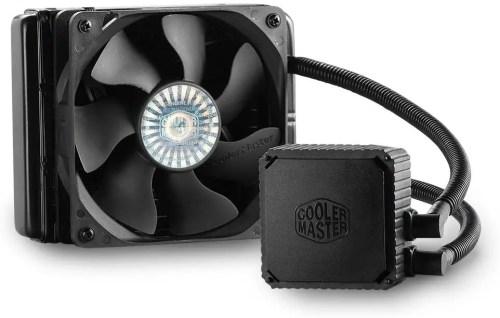 Cooler Master Seidon 120V Compact CPU Liquid Cooler (RL-S12V-24PK-R1)