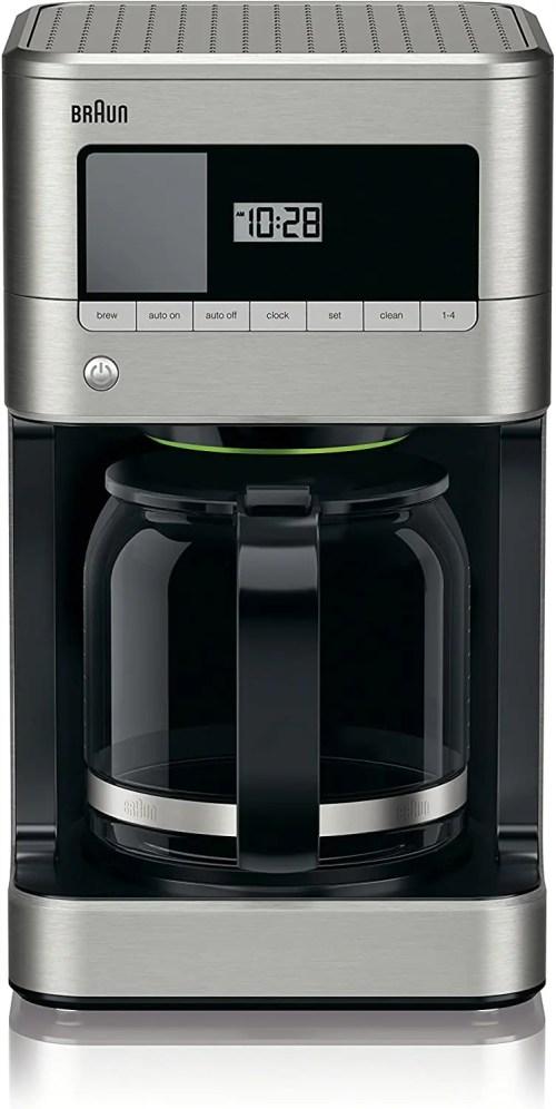 Braun KF7070 BrewSense Coffeemaker