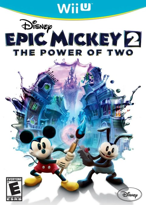 Disney Epic Mickey 2: The Power of Two for Wii U