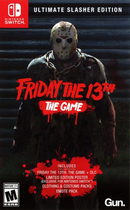 Friday the 13th: The Game (Ultimate Slasher Edition) for Nintendo Switch