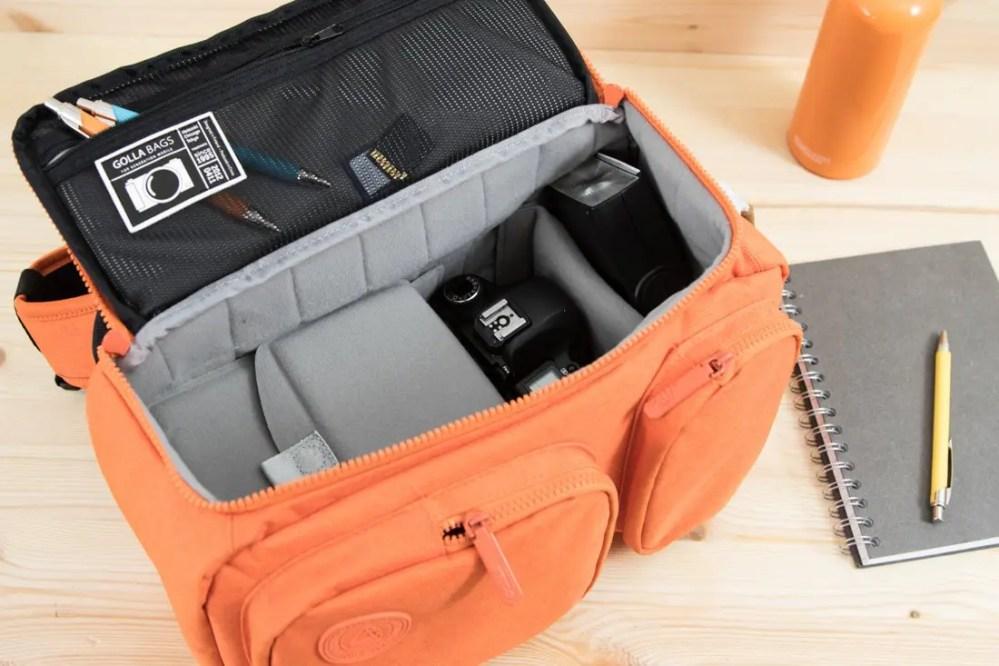 Golla Original Pro Sling DSLR Camera Bag (Amber)