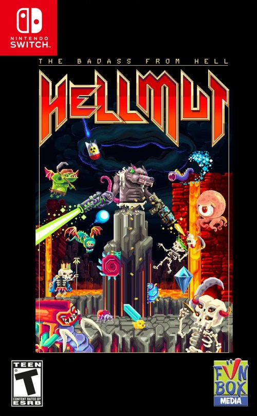 Hellmut: The Badass from Hel for Nintendo Switch