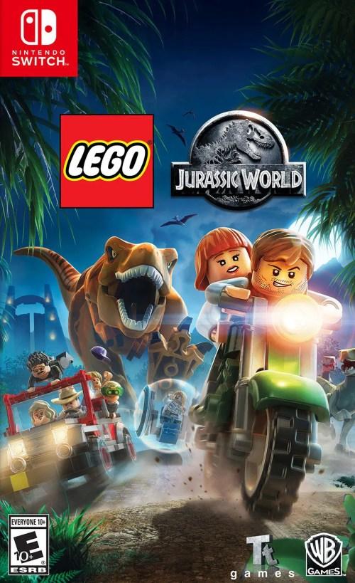 LEGO Jurassic World for Nintendo Switch