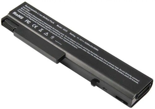 Laptop Battery for HP EliteBook 6930p & 8440, HP ProBook 6440b, 6450b, 6540b & 6550b 5200 mAh/11.1 V/6 Cell