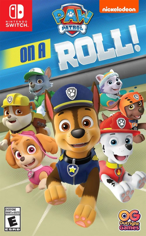 PAW Patrol: On a Roll! for Nintendo Switch