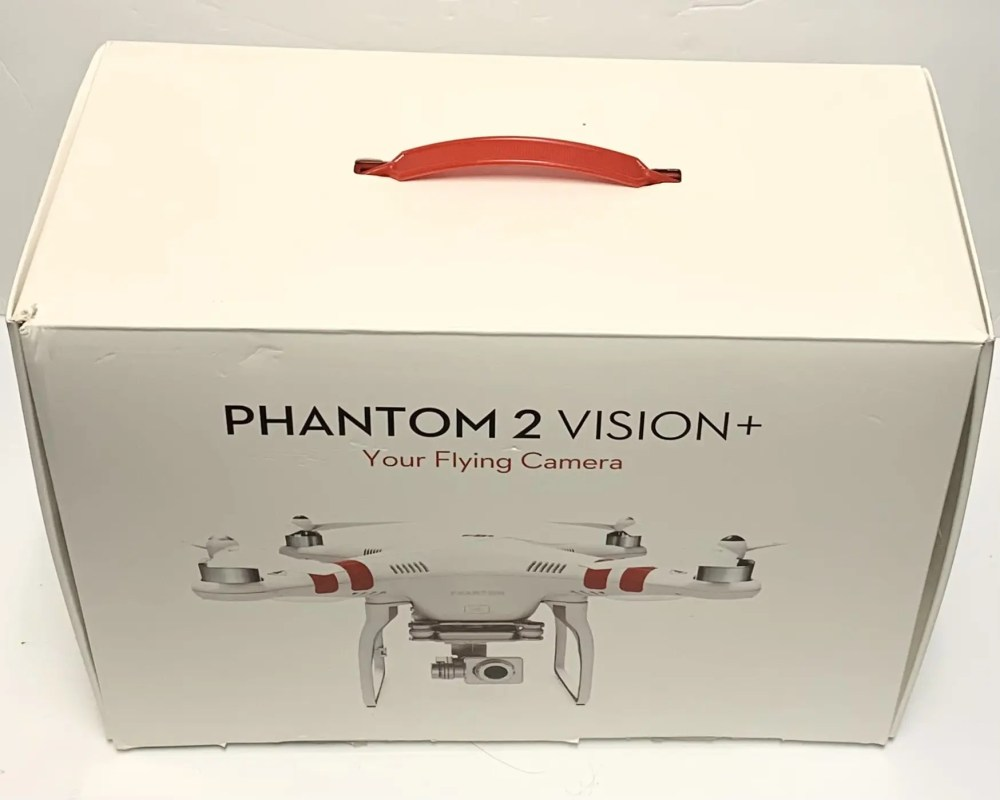 DJI Phantom 2 Vision+ Quadcopter