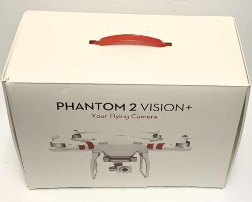 DJI Phantom 2 Vision+ Quadcopter