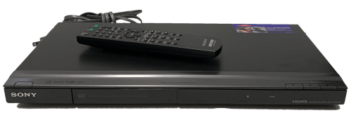 Sony DVP-NS708H 1080p Upscaling CD/DVD Player with Remote