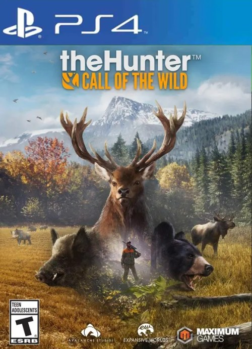 The Hunter: Call of the Wild for PS4