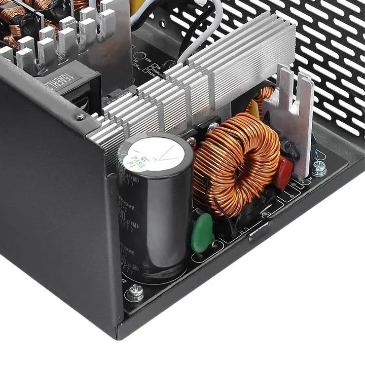 Thermaltake Smart BX1 750 W Non-Modular Active PFC Power Supply (PS-SPD-0750NNFABU-1)