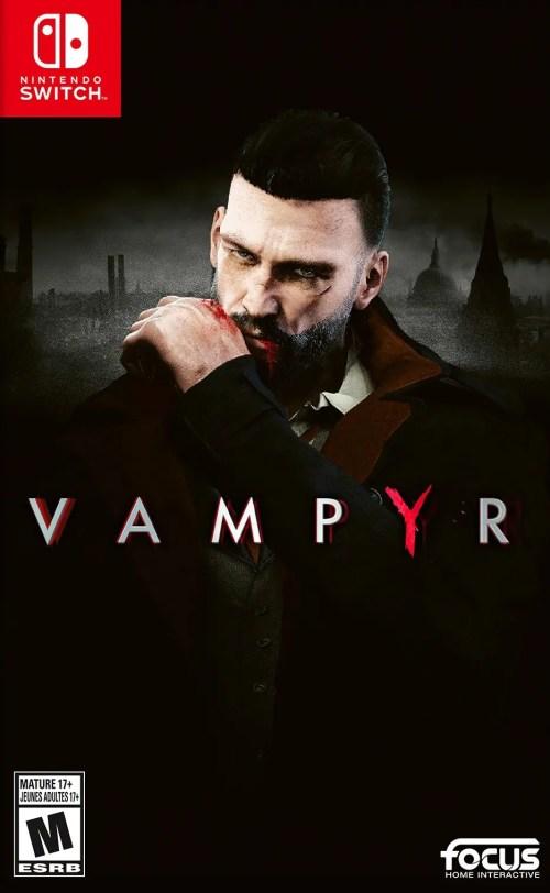 Vampyr for Nintendo Switch