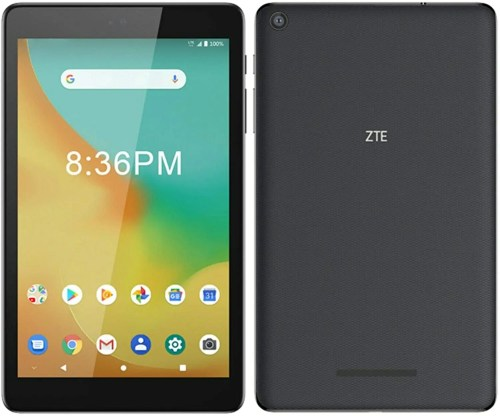 "ZTE K83 Grand X View 3 (8"" HD Display, 16 GB, Wi-Fi + 4G LTE, Unlocked)"