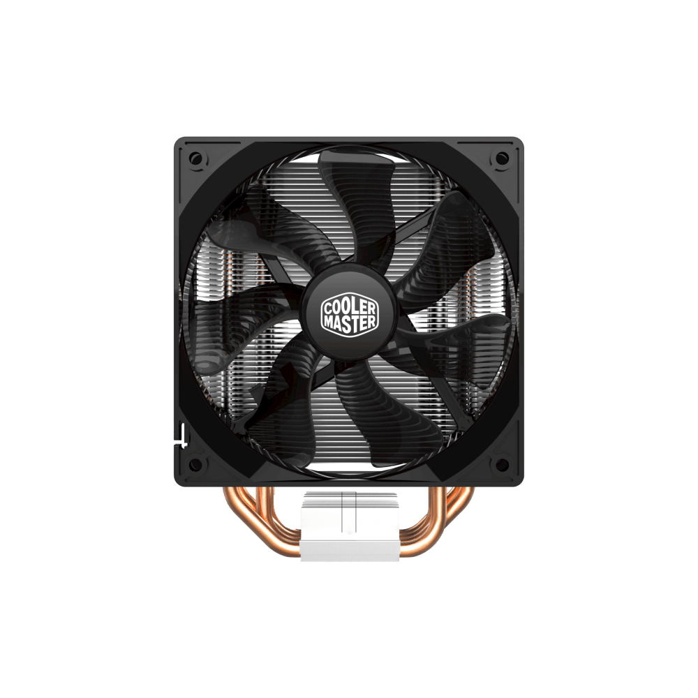 Cooler Master Hyper 212 120 mm LED CPU Air Cooler/Cooling Fan (RR-212L-16PR-R1)