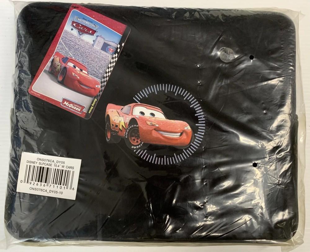 "Targus 15.4"" Disney Laptop Slipcase (Cars)"