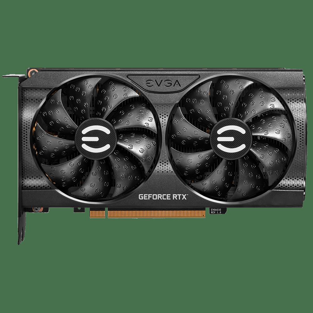 EVGA GeForce RTX 3060 XC GAMING Graphics Card (12G-P5-3657-KR)