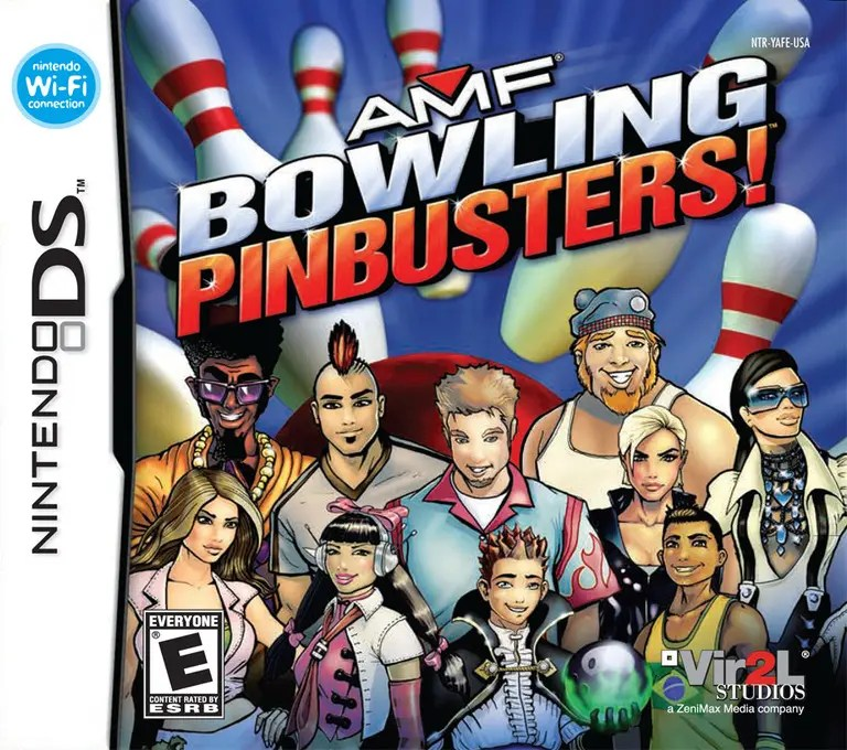 AMF Bowling Pinbusters! for Nintendo DS