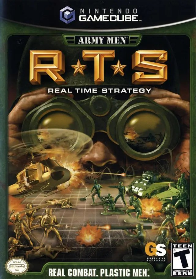 Army Men: RTS for Nintendo GameCube