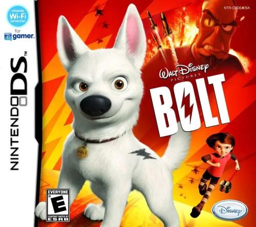Bolt for Nintendo DS