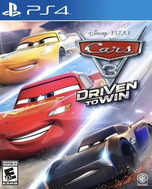 Cars 3: Driven to Win for PS4