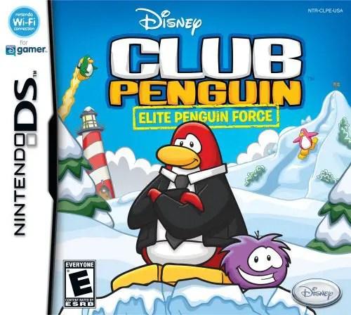 Club Penguin: Elite Penguin Force for Nintendo DS