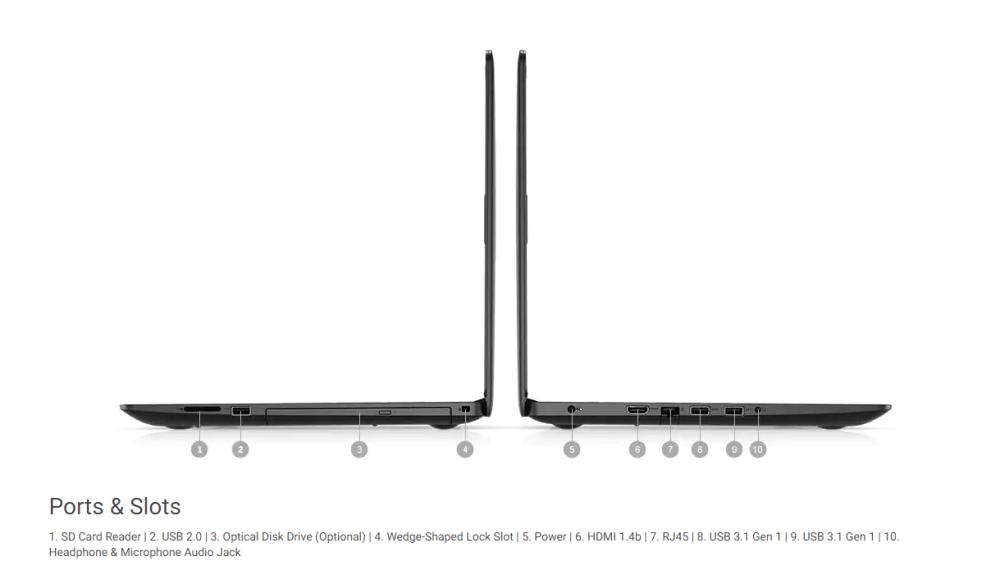 "Dell Inspiron 15 3595 15.6"" Laptop"
