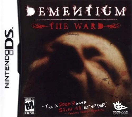 Dementium: The Ward for Nintendo DS