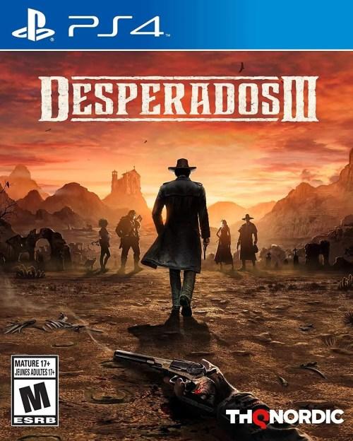 Desperados III for PS4