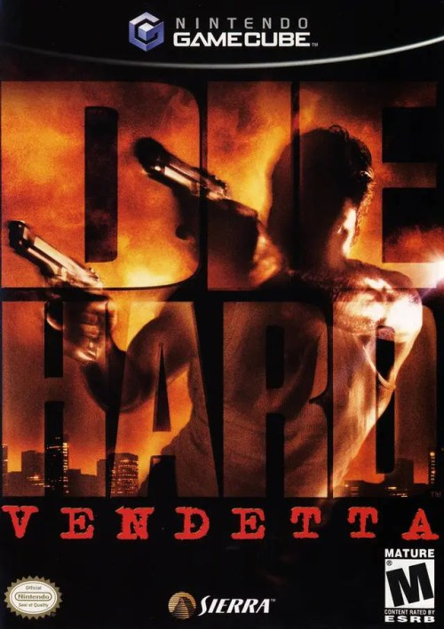 Die Hard: Vendetta for Nintendo GameCube