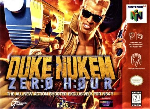 Duke Nukem: Zero Hero for Nintendo 64