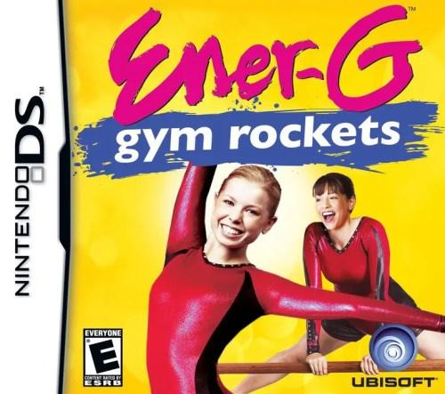 Ener-G Gym Rockets for Nintendo DS