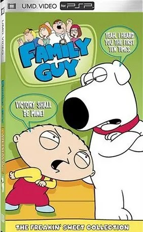 Family Guy: The Freakin' Sweet Collection for PSP UMD Video